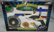 POWER RANGERS ZEO 7-IN-1 BLASTER WEAPON SET TOY COSPLAY BANDAI 1996 MMPR