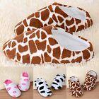 Winter Women Men Kids Unisex Warm Home Weekend Slipper Plush Sandal Mules Shoes