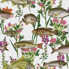 Lagoon White Tropical Fish Ocean River Fishes Feature Wallpaper Holden 12170