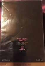 Victoria's Secret NIGHT Eau De Parfum DISCONTINUED LIMITED  1.7 FL OZ NWT