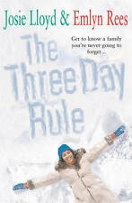 The Three Day Rule, Rees, Emlyn, Lloyd, Josie, New Book