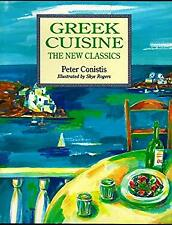 Greek Cuisine - the New Classics by Conistis, Peter