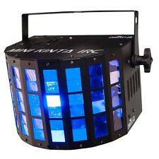 Chauvet Mini Kinta IRC Compact LED DMX Moonflower Wash Strobe Lighting Effect