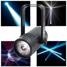 LED pinspot par36 Bianco Pin Beam 15w (165w equiv) MIRROR BALL DMX Spot Light