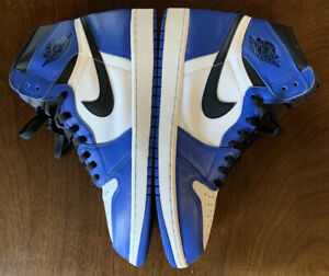 Nike Air Jordan 1 Retro High OG Game Royal Size 12 Style # 555088-403