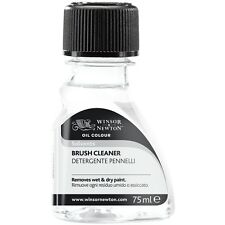 Winsor and Newton Brush Cleaner 75ml Bottle
