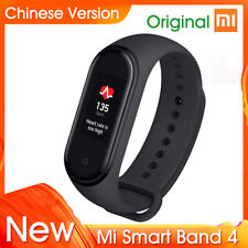 "Xiaomi Mi Band 4 Music Pulseira Smart 0.95"" Amoled 50 mwaterproof Sport Pulseira"