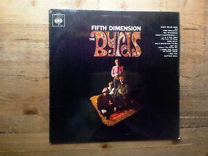 The Byrds Fifth Dimension A1/B1 1st Press VG Vinyl LP Record Album CBS 62783