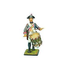First Legion: SYW004 Prussian 7th Line Infantry Regiment Drummer