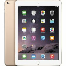 Apple iPad 2 64GB, Air Wi-fi + 4G (Desbloqueado), 9.7 - Dorado - (MH2P2LL/A)