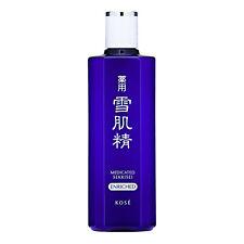 Kose Medicated Sekkisei Lotion (Enriched) 360ml Skincare Toners Brightening