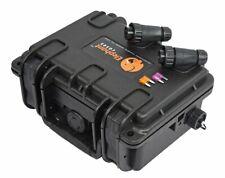 Kayak Waterproof Battery Case Box B095S2 For 12V 7AH 9AH sealed led batteries