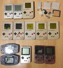 Nintendo Game Boy Classic Pocket  Advance DMG-01 Konvolut Defekt Ersatzteile