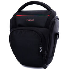 Canon SLR triangle camera bag ,Rebel T2i T3i T4i T5i EOS 700D 650D 600D 550D