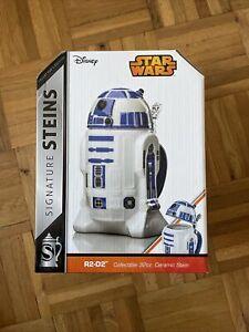 Disney Star Wars Collector's Edition R2-D2 32oz Ceramic Stein