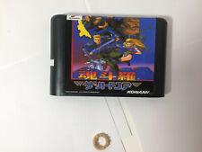Contra: Hard Corps (Sega Mega Drive, 1994) Japan - Reproduction