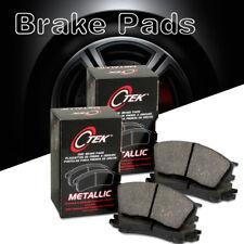 Front Rear Posi Metallic Brake Pads 2Set For 2014-2016 Chevrolet Corvette
