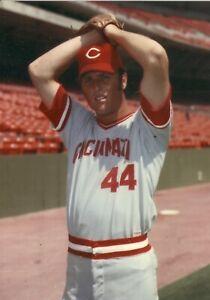 Ed Sprague--Cincinnati Reds--Glossy Color 5x7 Photo