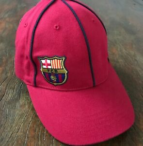Barcelona Nike cap vintage. Original with tag. Rare!