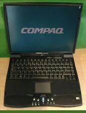 COMPAQ PRESARIO 1690 - Windows 98se Vintage Laptop - Rare