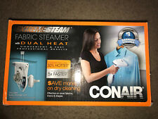 Conair Extreme Steam Compact Portable Dual Heat Handheld Clothes Fabric Steamer