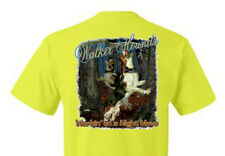 T-shirt Shirt Hound Coonhound Hunter Hunting Treeing Coon Dog Walker Workin On A