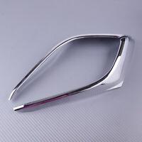 2stk Nebelscheinwerfer Abdeckung Augenlid Augenbraue Dekor für Mazda 3 BM Axela