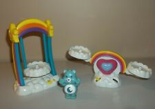 Lot of Care Bears Playground - Swing and Teeter Toter Plus Bear - TCFC