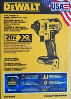 DEWALT Dcf888b 20V MAX* XR® BRUSHLESS TOOL CONNECT IMPACT DRIVER (TOOL ONLY) NEW