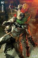 BATMAN URBAN LEGENDS #1 KAEL NGU VARIANT NM GRIFTER JOKER HARLEY QUINN DC COMICS
