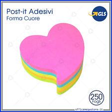 postit segnapagina cubo a foglietti sticky notes post it riposizionabili adesivi