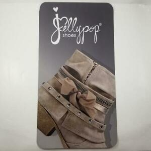 Jellypop Shoes Store Display Sign Magnetic Poster Advertising 19x10 Banner Ad