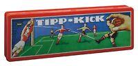 TIPP-KICK RETRO Edition Fußball Spiel Tip Kick Tischfussball Set im Metallbox