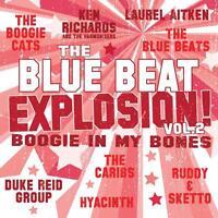 Various Ska Reggae(Vinyl LP)The Blue Beat Explosion Volume 2/Boogie in -M/M