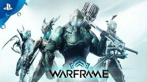 [PS4] Oberon / Nova Prime Warframes complete sets (Warframe)
