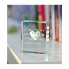 Spaceform Token Mother   Gift Boxed Glass Token