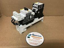 MOELLER PKZM0-16 MOTOR + PKZM0+BK25/3-PKZ0-E + DIL R 31 115V + WOHNER 32-442
