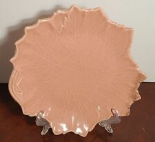 2 Steubenville Russell Wright Woodfield Coral Salad Plates