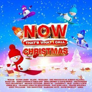 NOW THAT'S WHAT I CALL CHRISTMAS Various TRIPLE LP VINYL Europe - PRESALE