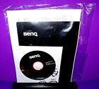 BenQ RL Series Gaming Monitor User Manual,Drivers,Acrobat Reader CD NEW B578