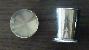 Sport Expandable Stainless Steel Cup Keen Sport