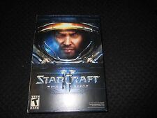 Star Craft II: Wings of Liberty (Windows/Mac, 2010)