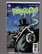 Penguin #1 3-D Lenticular Cover Batman #23.3 NM