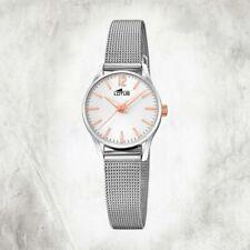 Lotus Watches Femme Quartz Montre avec Bracelet en Acier Inoxydable 18571/2