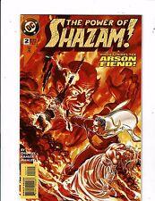 7 Power Of Shazam DC Comic Books # 2 3 4 5 6 + Annual # 1 & One Million J212