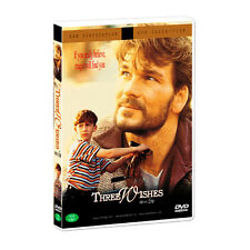 Three Wishes - Patrick Swayze [1995] [All Region] DVD NEW