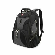 SWISSGEAR 1900 Scansmart TSA Laptop Backpack - Gray fits 17in tablet/laptop