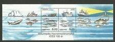 Faroe Is 2002 Exploration of the Sea ss-Attractive Topical (426) Mnh