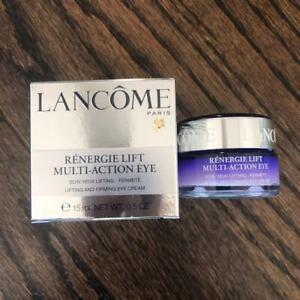 Lancome Renergie Lift Multi-Action Eye Lifting And Firming Eye Cream 0.5OZ 15ml