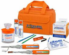 Sticklers Mcc-Fk08 - High-Volume Fiber Optic Cleaning Kit (2,300+ cleanings)